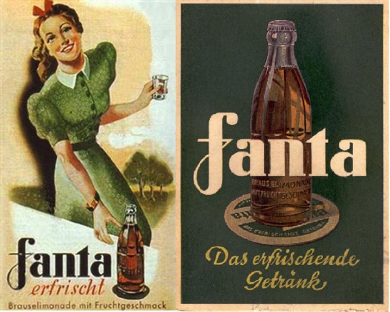 Fanta: criatividade e comunicação em plena Segunda Guerra Mundial