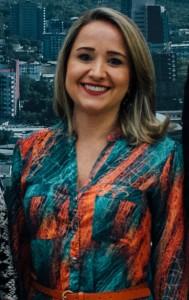 RPC_Triplice Fronteira_Caroline Carvalho Bueno_Gerente Regional Foz do Iguaçu